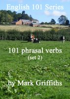 Cover for 'English 101 Series: 101 phrasal verbs (set 2)'