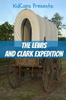 Cover for 'The Lewis and Clark Expedition: An American Adventure (A History Just for Kids!)'