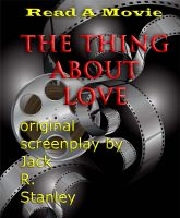 Cover for 'The Thing About Love'