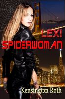 Cover for 'Lexi Spiderwoman'
