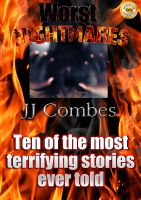 Cover for 'Worst Nightmares: Horror stories from Hell'