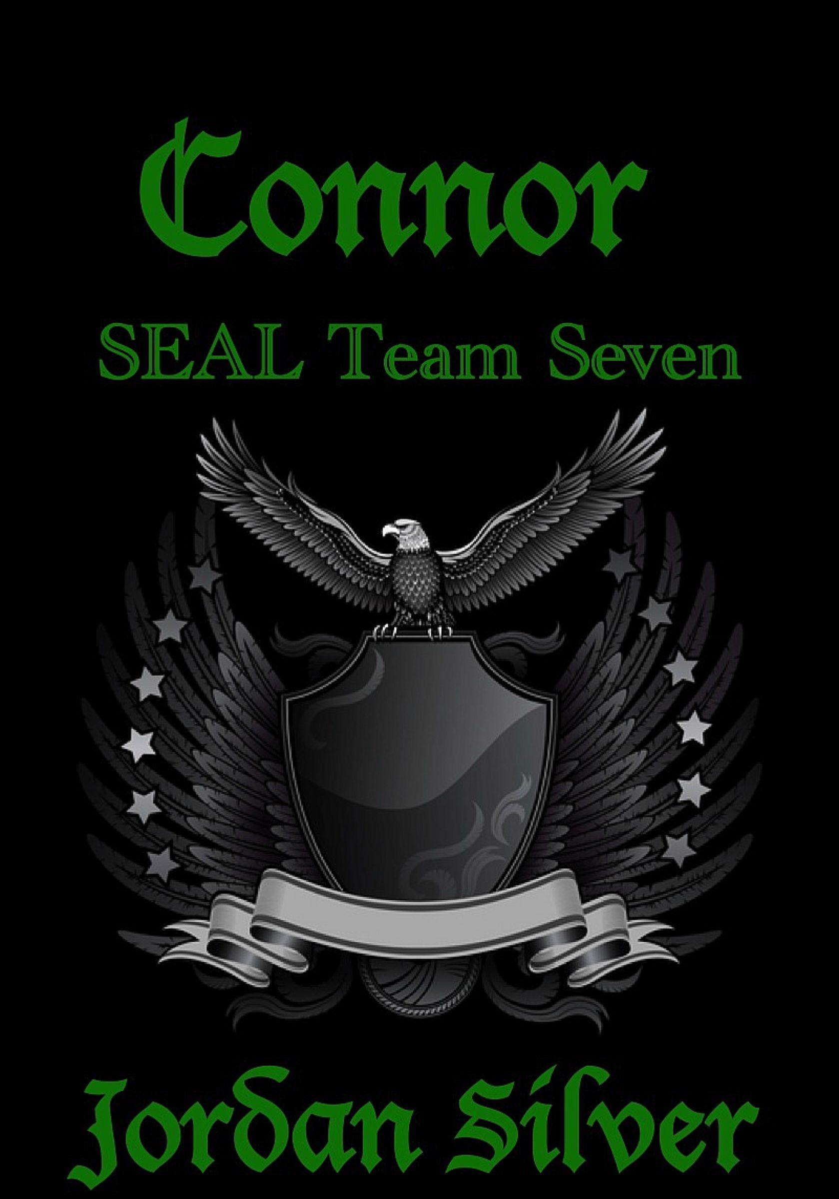 Jordan Silver - Connor SEAL Team Seven
