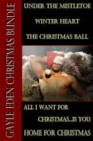 Cover for 'Gayle Eden Christmas Bundle'