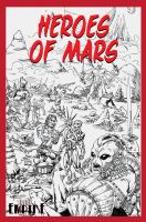 Cover for 'Heroes of Mars'