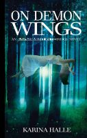 Cover for 'On Demon Wings (Experiment in Terror #5)'