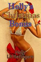 Cover for 'Holly's Christmas Bonus'