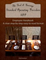 Cover for 'The Food & Beverage Standard Operating Procedure. SOP'