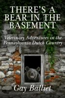 Cover for 'There's A Bear In The Basement'
