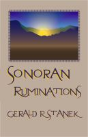 Cover for 'Sonoran Ruminations'