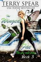 Cover for 'The Winged Fae'