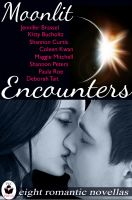 Cover for 'Moonlit Encounters'
