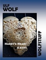 Cover for 'Harry's Heart'