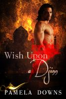 Cover for 'Wish Upon a Djinn'