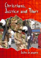 Cover for 'Christians, Justice and Tibet'