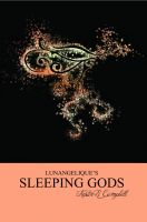Cover for 'Sleeping Gods'