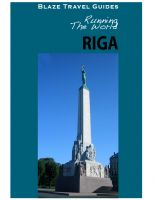 Cover for 'Running The World: Riga, Latvia'