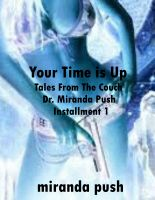 Cover for 'Your Time Is Up!'