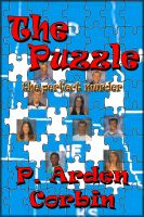 Cover for 'The Puzzle — the perfect murder'