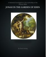Cover for 'Jonah in the Garden of Eden'
