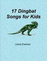 Cover for '17 Dingbat Songs for Kids'