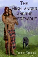 Cover for 'The Highlander and the Werewolf'