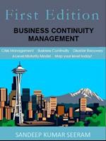 Cover for 'Business Continuity Management'