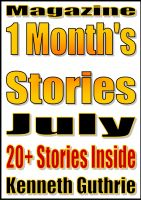 Cover for 'This Month's Stories (July 2011)'