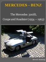 Cover for 'The Mercedes 300SL'