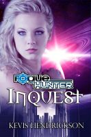 Cover for 'Rogue Hunter: Inquest'