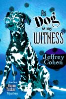 Cover for 'As Dog Is My Witness'