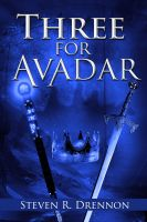 Cover for 'Three for Avadar'