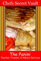 Cover for 'The Panini - Toasted, Pressed, & Always Delicious'