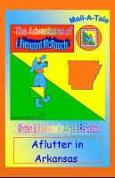 Cover for 'Arkansas/McPooch Mail-A-Tale:Aflutter in Arkansas'