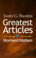 Cover for 'Greatest Articles | Moment Matters'