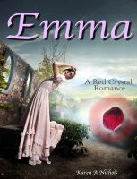 Cover for 'A Red Crystal Romance: #1 Emma'