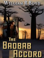 Cover for 'The Baobab Accord'