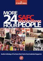 Cover for 'More 24 Hour SAFC People'