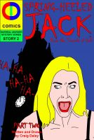 Cover for 'Spring Heeled Jack: The Conclusion'