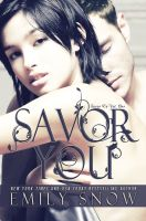Cover for 'Savor You'