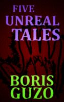 Cover for 'Five Unreal Tales'