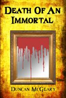 Cover for 'Death of an Immortal'