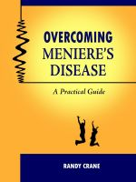 Cover for 'Overcoming Meniere's Disease: A Practical Guide'