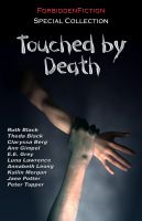 Cover for 'Touched by Death - Erotic Horror Anthology'