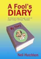 Cover for 'A Fool's Diary'
