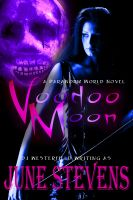 Cover for 'Voodoo Moon'