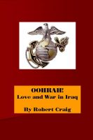 Cover for 'OohRah: Love and War in Iraq'