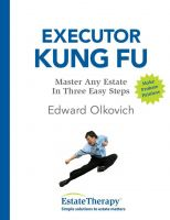 Cover for 'Executor Kung Fu'