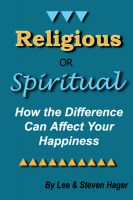 Cover for 'Religious or Spiritual? How the Difference Can Affect Your Happiness'
