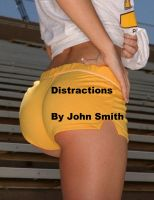 Cover for 'Distractions'