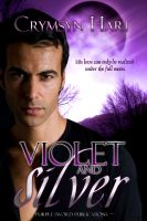 Cover for 'Violet and Silver'